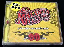 Maldita Vecindad y los hijos del quinto patio A 30 años CD New and sealed