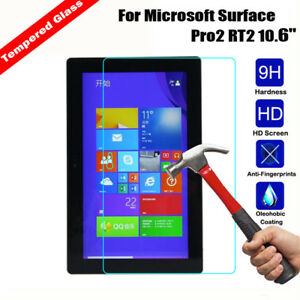 Tempered Glass Screen Protector For Microsoft Surface 3/Pro2 RT2/Pro3 RT3/Pro 4