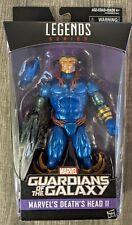 Hasbro Marvel Legends Death?s Head II 2 Guardians of the Galaxy Wave