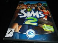 The Sims 2    (4 cdrom version)  Pc game
