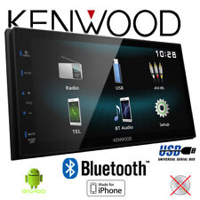 B-Ware Kenwood DMX120BT - 2DIN Bluetooth | USB | MP3 | iPhone | Android | 7' TFT