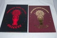 the GazettE Program Book DISORDER TOUR 2004-2005 pamphlet Japan import Ruki Aoi