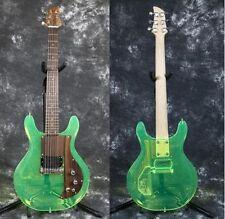 Starshine SR-MLD- Dan led light electric guitar can choose body color CNC made
