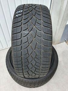 2x 265 35 R20 99V XL Dunlop SP Winter Sport 3D Winterreifen Reifen AO MFS 7mm