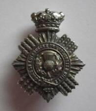 BRITISH ARMY CAP BADGE. THE DUKE OF EDINBURGH'S OWN VOLUNTEER RIFLES.