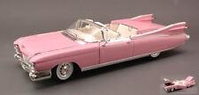 Cadillac Eldorado Biarritz 1959 Pink 1:18 Model MAISTO
