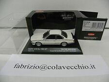 MINICHAMPS BMW 635 CSI 1982-87 ALPINE WHITE 1/43 433 025128 THE 15TH ANN. KYOSHO