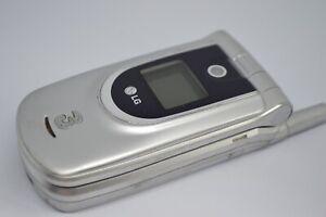 Retro LG U8110 silver (Three Network) Mobile Phone