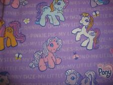 My Little Pony on Lavender Background-Springs Creative-OOP -Fat Quarter