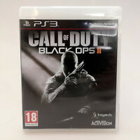 Call of Duty Black Ops II 2 | CIB Complete | Sony Playstation 3 PS3 | Mint Cond.
