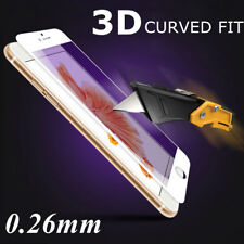 3D Curved edge to edge Tempered glass screen protector for Apple Iphone 6s/7plus