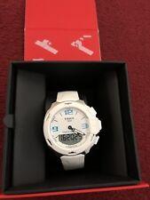 Reloj Táctil Tissot T0814201701701 T Race Blanco.