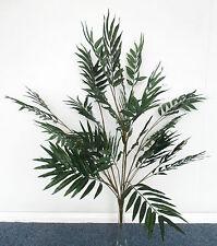 3 ARTIFICIALI PHOENIX PALMA-oltre 400 FOGLIE esotico delle piante ornamentali