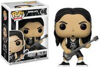 Metallica - FUNKO POP! ROCKS: Metallica - Robert Trujillo [New Toys] Vinyl Figur