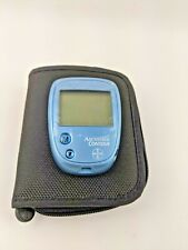 Ascensia Blood Glucose Meter with Case New Batteries Included