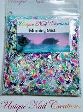 Limited Edition Glitter Mix~MORNING MIST* Comes W Alloy~ Nail Art