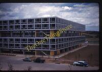 United States Air Force Academy Colorado Cars 1950s 35mm Slide Vtg Kodachrome