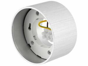 Aluminium GX53 Mounted Spotlights Ceiling Light Kitchen Counter Brushed Round