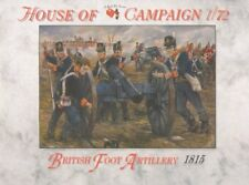 A Call To Arms 1/72 Napoleonic British Foot Artillery 1815 # 64