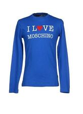 Love Moschino Unisex Shirt  Long sleeve, size  M