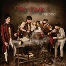 We Banjo 3 - String Theory [New CD] UK - Import
