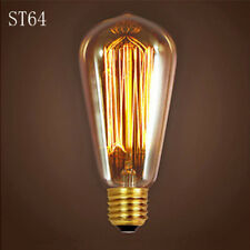 220V 40W E27 Filament Light Bulbs Vintage Decor Industrial Style Lamp Eddison* 1