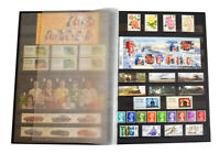 A4 Stock Book Stamp Album With 16 Black pages - Retail £13.95 SALE £6.95 or less