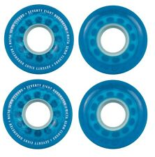 RICTA SKATEBOARD WHEELS 52mm Crystal Clouds 78a (4 Pack)