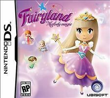 Fairyland Melody Magic (DS) NEW