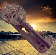 Türklopfer Schlüssellochblende Klingel A einfach genial Geschenk Vintage Deko