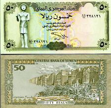 YEMEN - 50 rials 1993 FDS - UNC