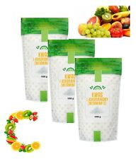 WITAMINA C lewoskrętna 1KG L Acido Ascorbico PURO Vitamina C BP/USP/EP/FCC/E-300