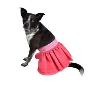 Pink Dog Tutu Costume size-M/L by Hyde and Eek! Boutique