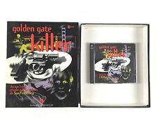 Jeu Golden Gate Killer Sur PC Big Box / Boite Carton