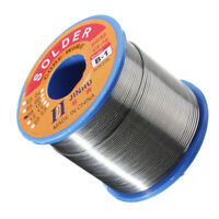 High-quality 0.8mm 50G 60/40 Tin Lead Solder Rosin Flux Wire Roll Soldering