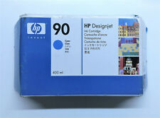 Hp Original 90 Cyan C5061A Designjet 4000 4500 Series                 Ovp
