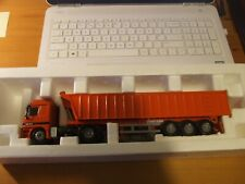 JOAL 363 Mercedes-Benz Actros with Articulated Tipper Trailer, 1:50, vgc