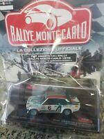 1:43 FIAT ABARTH 131 RALLY 1978  RALLYE MONTE-CARLO C. #65 IXO DIE-CAST MIB
