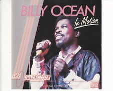 CD BILLY OCEAN in motion FRANCE EX (A5527)