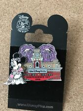 Disney LE Independence Day 2006 Pin ** Minnie Mouse , Fireworks