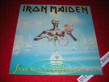 Iron Maiden - Seventh Son of a..., EMI 064-7902581, Vinyl LP 1988, 1. Press