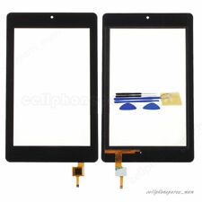 For Acer Iconia One 7 B1-730HD Black Touch Screen Digitizer Glass Lens Part+Tool
