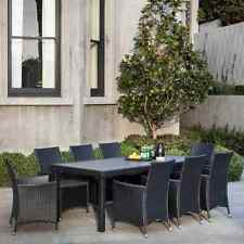 Modern Dining Furniture Sets with 9 Pieces