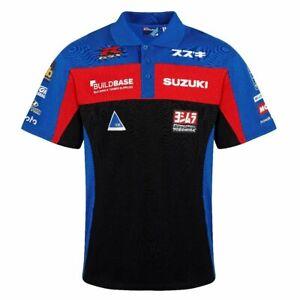 Official BuildBase Suzuki Team Polo Shirt - 19BSB AP