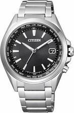 CITIZEN ATTESA CB1070-56E Eco-Drive Solar Radio Direct Flight Men's Watch