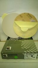 "400's DA STICKY DISCS INDASA RHYNOSTICK 6"" OR 150MM BOX OF 100 ORBITAL SANDER"