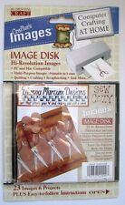Blumenthal Craft Crafter's Images CD - SEW CRAZY - Printable in 3 Sizes!
