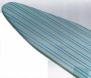 Assorted 100% COTTON  PADDED IRONING BOARD COVER W/ELASTIC BAND