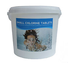 Small 20g Chlorine Tablets 5kg For Hot Tubs & Swimming Pools