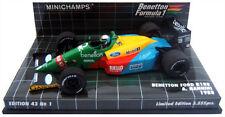 Minichamps Benetton Ford B188 1988 - Alessandro Nannini 1/43 Scale